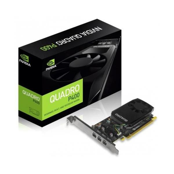 LEADTEK Videokártya PCI-Ex16x nVIDIA Quadro P400 2GB DDR5