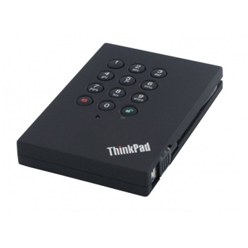"LENOVO 2.5"" ThinkPad USB 3.0 HDD 1TB Portable Secure"