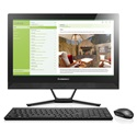 "LENOVO IdeaCentre C40-30, 21.5"" FHD, TOUCH, Intel Core i5-5200U(2.2GHz), 4GB, 1TB HDD, NV GF820A 2GB, DOS, Black"