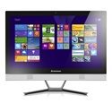 "LENOVO IdeaCentre C50-30, 23"" FHD, TOUCH, Intel Core i3-5005U(2.0GHz), 4GB, 1TB HDD, NV GF820A 2GB DOS, White"