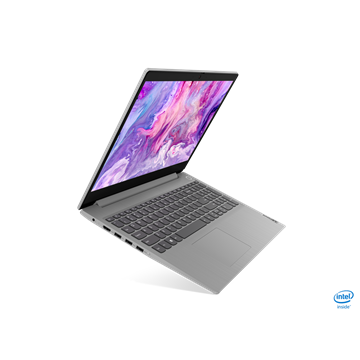 "LENOVO IdeaPad 3-15ADA05, 15.6"" FHD, AMD RYZEN 3-3250U, 8GB, 256GB SSD, AMD Radeon Graphics,  Win10S, Grey"