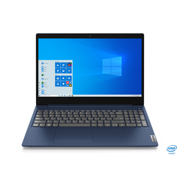 "LENOVO IdeaPad 3-15IIL05, 15.6"" FHD, Intel Core i3-1005G1, 8GB, 256GB SSD, Intel UHD Graphics, Win10H-S, Blue"