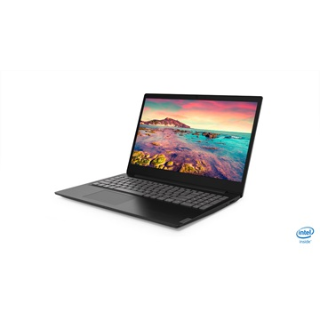 "LENOVO IdeaPad S145-15IIL, 15.6"" FHD, Intel Core i3-1005G1, 4GB, 128GB M.2 SSD, Intel UHD Graphics, Win10S, Black"