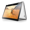 "LENOVO IdeaPad YOGA 500-15IBD, 15.6"" FHD IPS TOUCH, Intel Core i3-5005U, 4GB, 256GB SSD, NO ODD, W10, White"