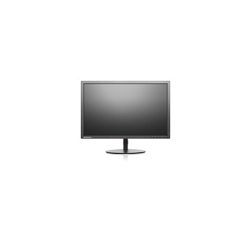 "LENOVO Monitor ThinkVision T2454p; 24"" WUXGA 1920x1200 IPS, 16:10, 1000:1, 300cd/m2, 7ms, VESA, D-Sub, HDMI, DP"