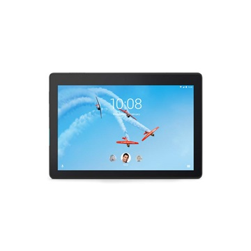 "LENOVO Tab E10 (TB-X104F), 10.1"" HD, Qualcomm  APQ8009 QC, 2GB, 16GB eMCP, Android 8.1, Black"