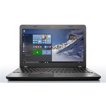 "LENOVO ThinkPad E560, 15.6"" FHD, Intel Core i5-6200U (2.80GHz), 8GB, 500GB + 8GB SSHD, Win10 Pro"