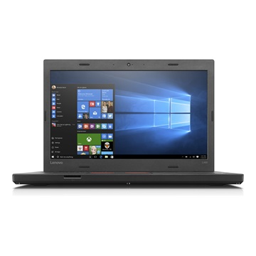 "LENOVO ThinkPad L460, 14,0"" FHD, Intel Core i5-6200U (2.80GHz), 4GB, 500GB + 8GB SSHD, Win7 Pro/Win10 Pro"