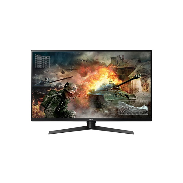 LG VA Gaming 144hz/O.C.165hz Monitor 31,5