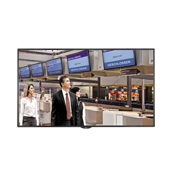 "LG IPS LFD 55"" 55SL5B, 1920 x 1080, 16:9, 450 cd/m2, 16 ms, 16,7 million color depth, USB, HDMI, DVI-D, Wifi"