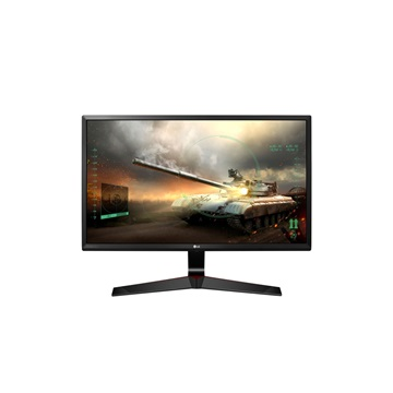 "LG IPS Gaming Monitor 23,8"" - 24MP59G, 1920x1080, 250cd, 1ms, VGA, HDMI, DisplayPort, Freesync"