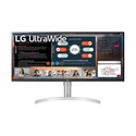 "LG IPS monitor 34"" - 34WN650-W 2560x1080, 21:9, 400 cd/m2, 5ms, HDMIx2, DisplayPort, hangszóró, FreeSync"