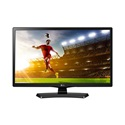 "LG Monitor/TV 23,6"" 24MT48DF-PZ, 1366x768, 16:9, 5M:1, 250 cd/m2, HDMI/Scart/USB, DVB-T/C, fekete"