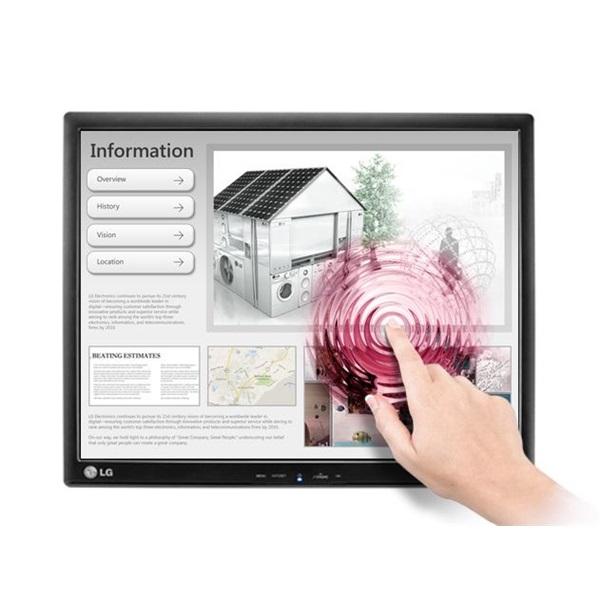 LG érintőképernyős Monitor 17