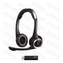 LOGITECH Headset 2.0 - H600 Wireless USB Mikrofonos
