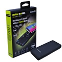 MAX MOBILE Power Bank Blade Wireless 12000mAh, 2xUSB, QuickCharge 3.0, 3,1 A