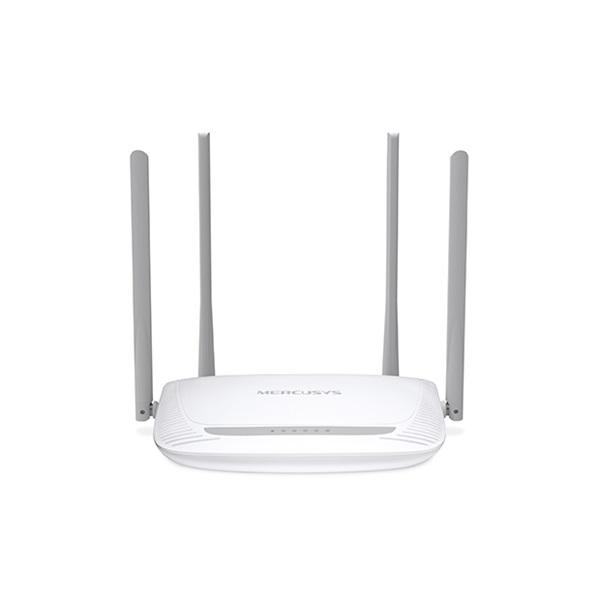 MERCUSYS Wireless Router N-es 300Mbps 1xWAN(100Mbps) + 3xLAN(100Mbps), MW325R