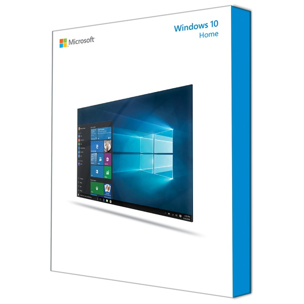 MS Desktop OS Windows Home 10 64Bit Hungarian 1pk DSP OEI DVD
