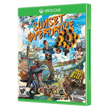 MS Játék SW Xbox One Sunset Overdrive