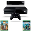 MS Konzol Xbox One 500 GB Kinect Bundle + Kinect Sports rivals + Zoo Tycoon