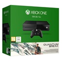 MS Konzol Xbox One 500 GB + Quantum Break Black Edition