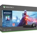 MS Xbox One X Konzol 1TB + Battlefield V