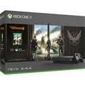 MS Xbox One X Konzol 1TB + The Division 2