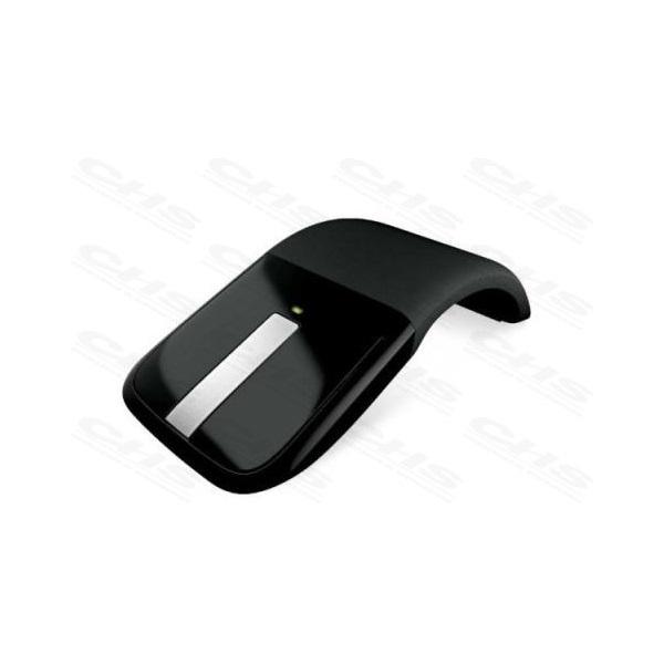 MS Vezeték Nélküli egér Notebook Arc Touch Optikai Fekete Bluetrack, PL2