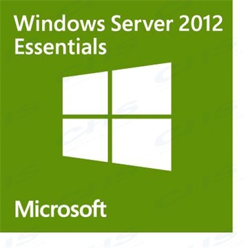 MS szerver OS Windows Server Essentials 2012 R2 64Bit English OEM DVD 1-2CPU