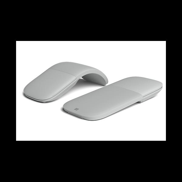 Microsoft Surface Arc Mouse /Platinum - Szürke