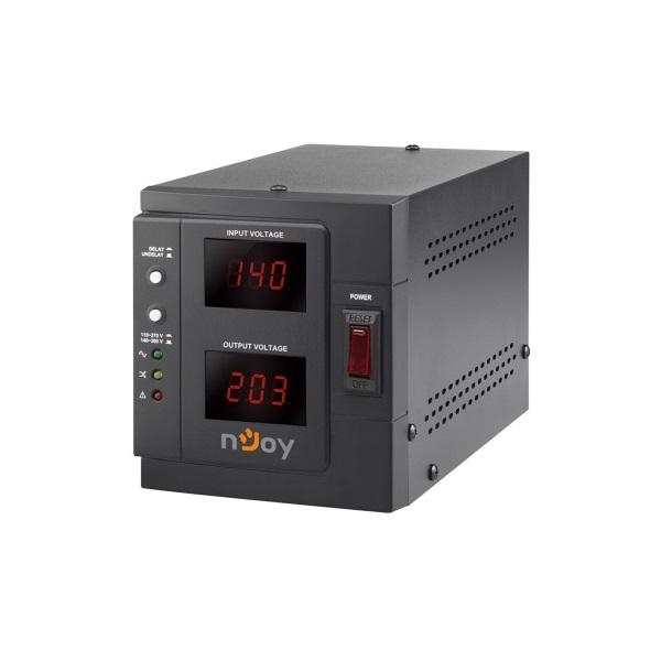 NJOY AVR (Feszültségszabályozó) Akin 2000, Digital display, 110-270 VAC