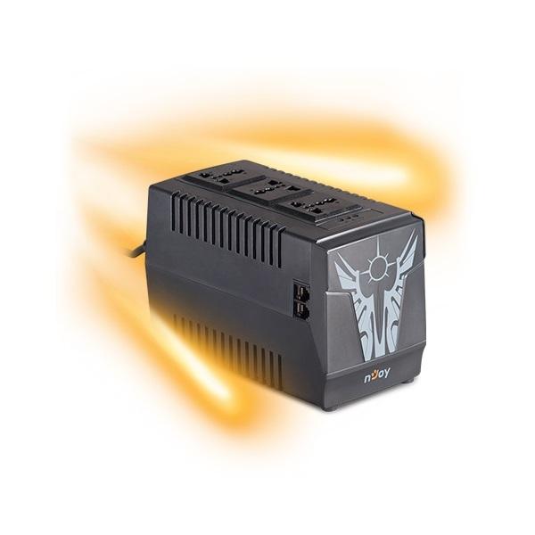 NJOY AVR (Feszültségszabályozó) Paladin 1000, 184-284 VAC
