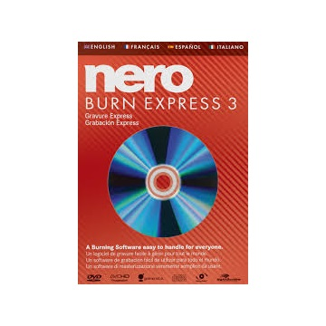 Nero Burn Express 3 (incl. SecureDisk)