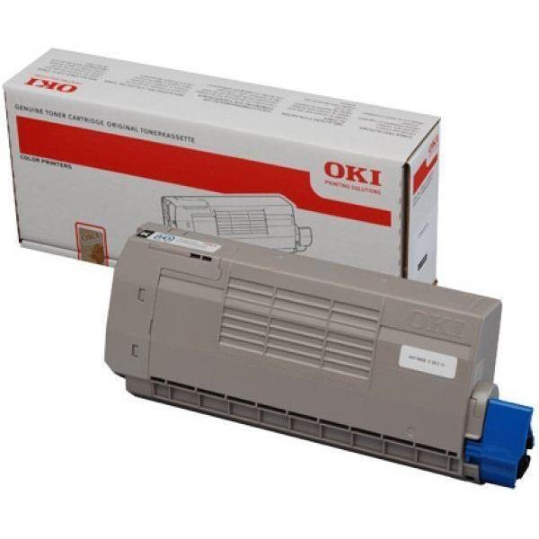 OKI Toner C710/C711 sárga 11.5k