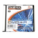 OMEGA-FREESTYLE DVD lemez +R DL 8.5GB 8x Slim tok