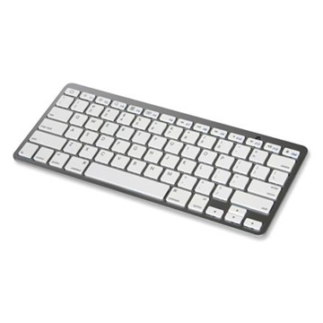 OMEGA KEYBOARD US OMEGA BLUETOOTH FOR TABLETS WHITE OKB003