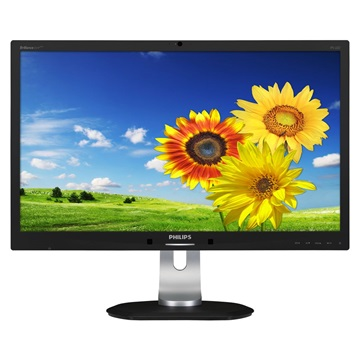 "Philips IPS Monitor 23"", 231P4QPYKEB/00 1920x1080, 16:9, 1000:1, 250 cd/m˛, 14ms , VGA/ DVI-D/DisplayPort/3xUSB, fekete"