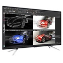 "Philips IPS UHD Monitor 42,5"", BDM4350UC/00 4K 3840 x 2160,16:9,300 cd/m2,5ms, VGA/HDMI/HDMI+MHL/2xDpPort/4x USB 3.0"