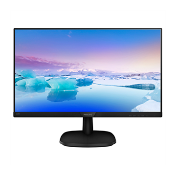 "PHILIPS IPS monitor 21,5"" 223V7QDSB, 1920x1080, 16:9, 250cd/m2, 4ms, 75Hz, VGA/DVI-D/HDMI"