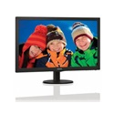 "Philips LED Monitor 27"", 273V5LHAB/00 1920x1080, 16:9, 1000:1, 300 cd/m˛, 5ms, VGA/DVI-D/HDMI, fekete"