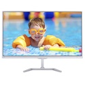 "Philips PLS LED Monitor 27"", 276E7QDSW/00 1920x1080, 16:9, 1000:1, 250 cd/m˛, 5ms, VGA/DVI-D/DisplayPort, fehér"