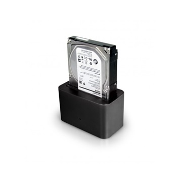 "Port Designs-Port Connect HDD dokkoló SATA 2.5"" + 3.5"" - EU"