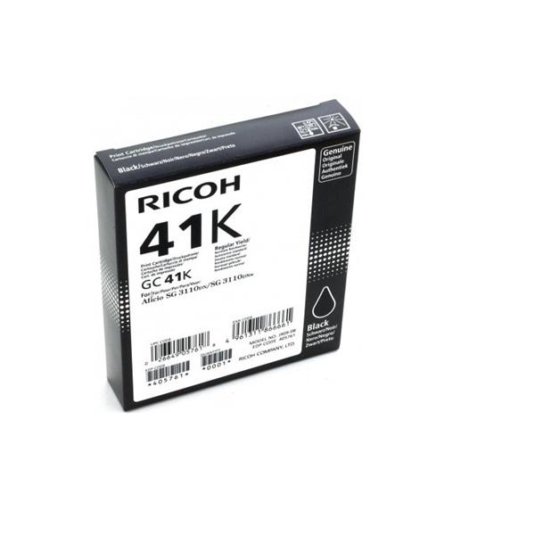 RICOH Gél GC41CHY, Nagy kapacitású - 2200 oldal, Cián
