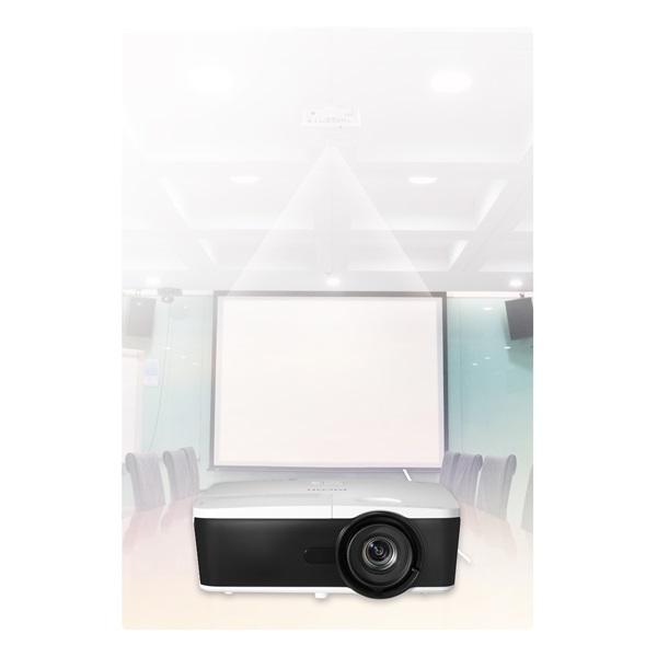 RICOH Projektor PJ WU5570, DLP, WUXGA (1920x1200), 16:10, 5500 Lumen, 9000:1, HDMI, WiFi/LAN