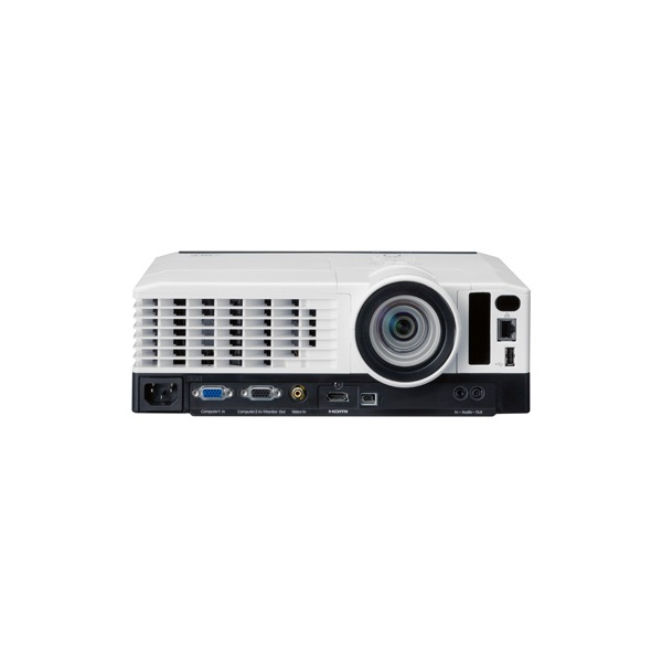 RICOH Projektor PJ X3351N, XGA 3500 ANSI Lumen, 5000:1, HDMI, USB/LAN/Wifi, asztalszéli, fehér