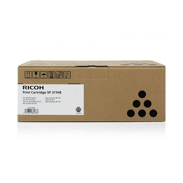 RICOH Toner SP 311LE (TONSP311LE), Kis kapacitású - 2000 oldal, Fekete