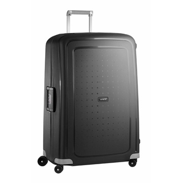 SAMSONITE Bőrönd, SPINNER 81/30 - S`CURE, BLACK (59244)