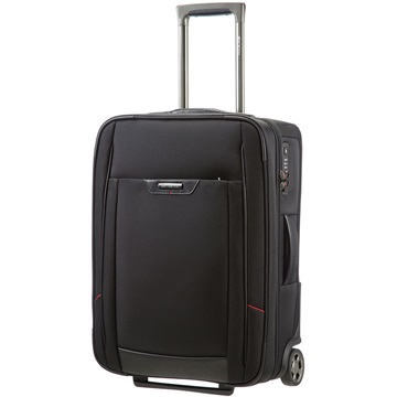 SAMSONITE Bőrönd, UPR.55/20 STRICT CABIN - PRO-DLX 4, BLACK (58988-1041)