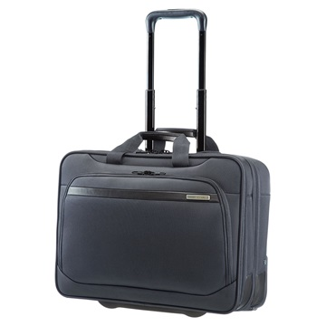 "SAMSONITE Gurulós Notebook táska, ROLLING TOTE 17.3"" - VECTURA, SEA GREY (59228)"