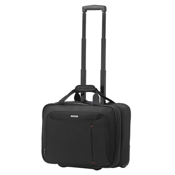 "SAMSONITE Gurulós Notebook táska 55930-1041, ROLLING TOTE 17.3"" - GUARDIT, BLACK"
